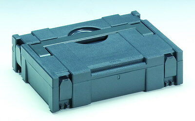TANOS Systainer Classic SYS 1 anthrazit koppelbar > PROTOOL Makita BERNER T- Loc