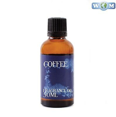 Coffee 50ml Fragrance Oil for Soap, Bath Bombs (FO50COFF)
