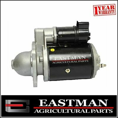 Starter Motor to suit Ford New Holland - Case - David Brown - Fordson