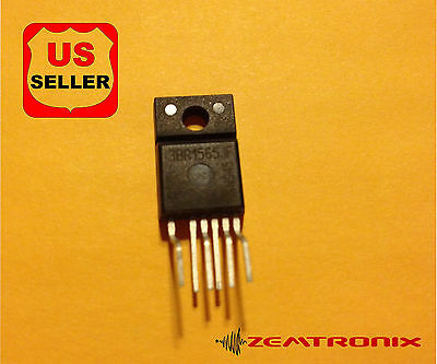 Genuine 3BR1565JF ICE3BR1565JF SMPS Current Mode Controller by Infineon