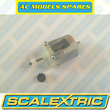 W9112 Scalextric Spare Motor and Pinions for Various Cars
