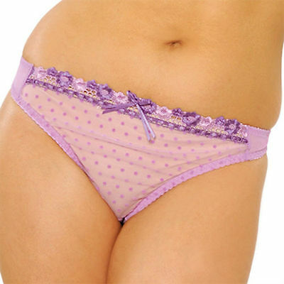 New Curvy Kate Lingerie Princess Bra Thong Orchid/Purple CK6002 VARIOUS SIZES