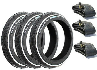 Set Of Puncture Protected Tyres And Tubes For Phil & Teds Classic Free 1St Class