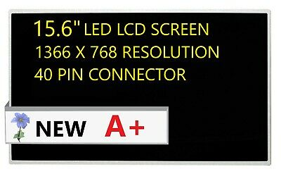 """New 15.6"""" LCD Screen for Samsung RC512-W02us RC512-A01us LED WXGA Laptop Display"""