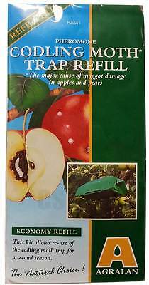 Agralan Pheromone Codling Moth Trap Refill - Apples & Pears Maggots