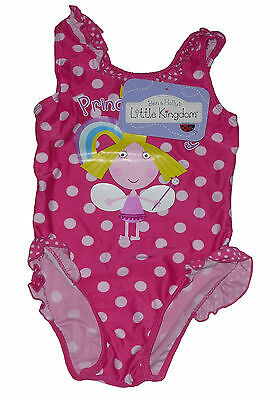 Baby Girls Swimwear Swimsuit Swimming Costume Ben And Holly