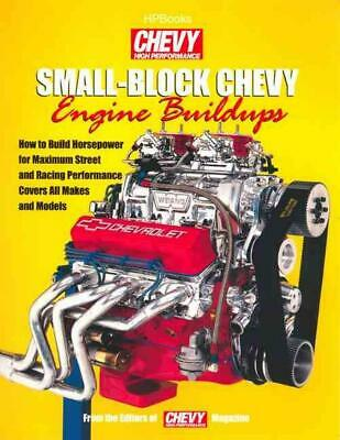 Small-Block Chevy Engine Buildups Hp1400 by Chevy High Performance Magazine (Eng