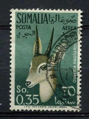 Somalia 1955 SG#291, 35c Air Oribi Used #A68761