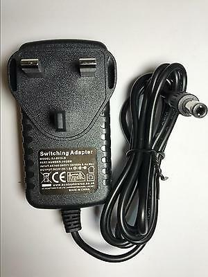9V AC Adaptor for Body Sculpture BE6910 Programmable Elliptical Cross Trainer