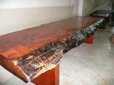 Rare+Massive Thai Redwood Dinette Tables