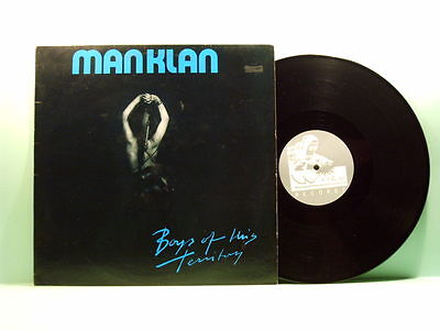 Manklan - Boys of this territory