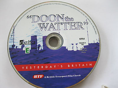 DOON THE WATTER - YESTERDAY'S BRITAIN narrated by Bernard Braden  {DVD}