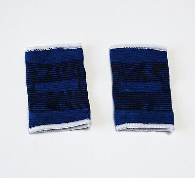 A Pair of Carpal Tunnel Wrist Support, wrist band or wrist brace