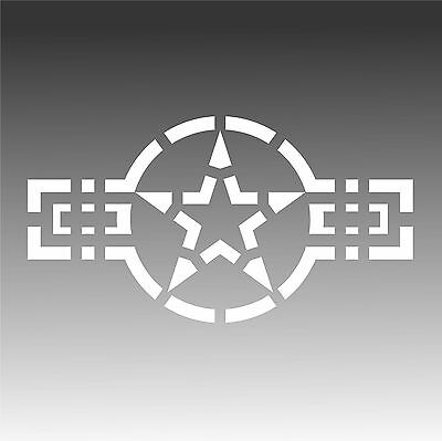 USAF Spec Ops Roundel Decal PJ Pararescue AFSOC Sticker