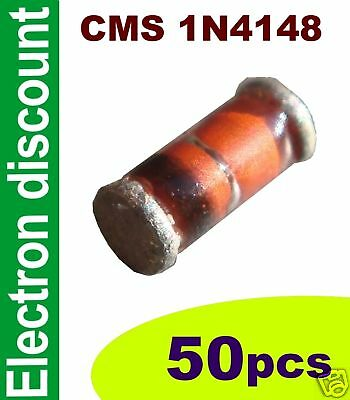 1523# Diode  LL4148 version CMS de la 1N4148 lot de 50