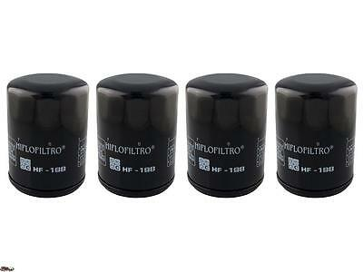 4-Pack Oil Filter Polaris Sportman,Ranger,XP,RZR,Victory,Motorcycle/Side X Side