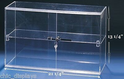 Acrylic Case Acrylic Cabinet Boutique Cabinet Show Case Counter Top Display