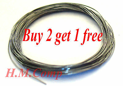 Solder Wire Lead 60/40 HQ Flux Multicored Solder  various Dia./ length DIY etc.