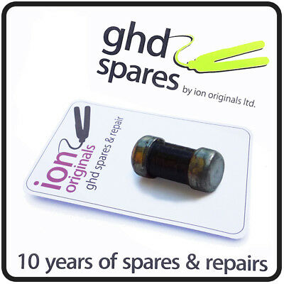 10x RESISTOR GHD HAIR STRAIGHTENER REPAIR TYPE 100ohm R8 or 50ohm R8/R11 melf