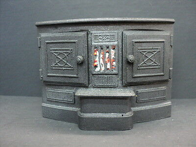 Dollhouse Fireplace /  Stove/   Made In England