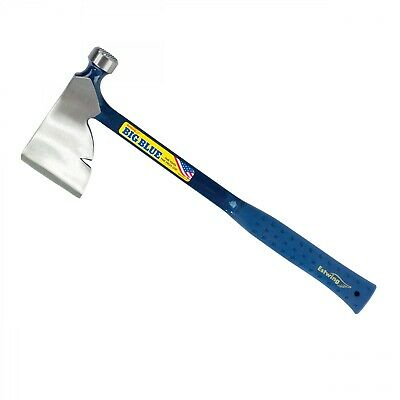 Estwing E3-R Long Handled Milled Face Riggers Axe