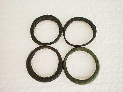 RARE ANCIENT Bronze Viking FINGER RING Viking Kievan Rus 10-13 century AD Set 4