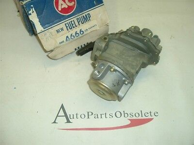 1958-62 Chevrolet & Truck double action fuel pump nos ac 4666