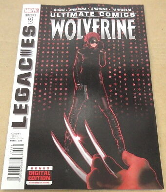 Ultimate Comics:wolverine # 2 - Marvel Comics