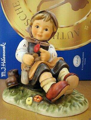 Hum #2246 Let Me Help You Tm8 Goebel M.i. Hummel Figurine Germany Nib $299
