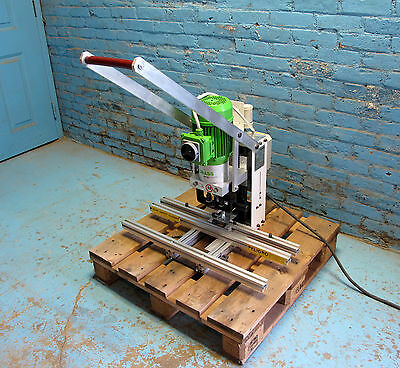 Grass Ecopress M Manual Hinge Boring & Insertion Machine 2 HP 110V 20 Amps 60 Hz