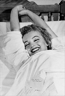 MARILYN MONROE ...Vintage Promotional Poster A1 A2 A3 A4 Sizes