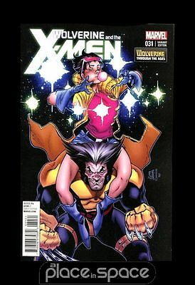 Wolverine And X-Men # 31 (1:20) Variant
