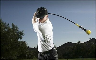 SKLZ Gold Flex Golf Swing Strength & Tempo Training Aid