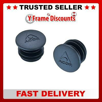 Acor High Quality Lightweight Replacement Bike Cycle Bar End Caps Plugs Pair