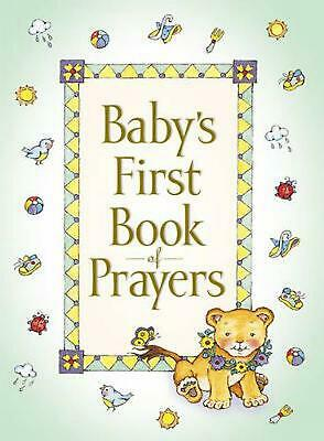 Baby's First Book of Prayers by Melody Carlson (English) Hardcover Book Free Shi
