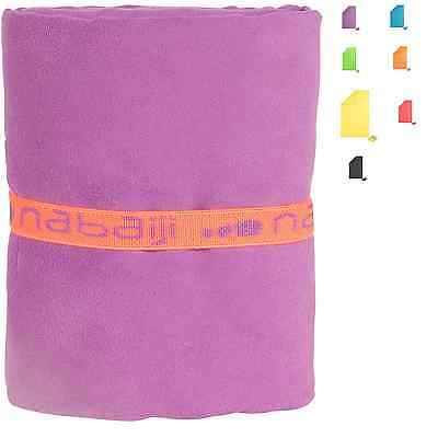 Nabaiji Swimming,camping,travel,sport Microfibre Towels High Absorbent 80X130Cm