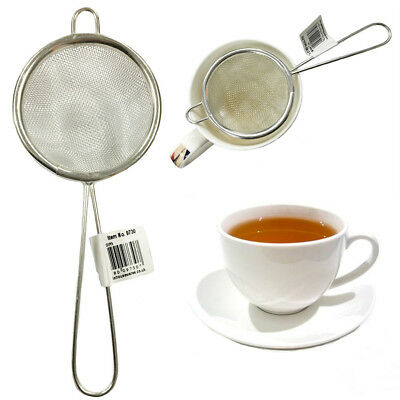 Stainless Steel Tea Strainer Wire Mesh Kitchen for Making Traditional Tea Strain