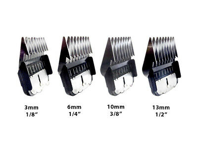 Metal Comb Guide and Blade variants to fit Oster, Andis & Masterclip A5 clipper