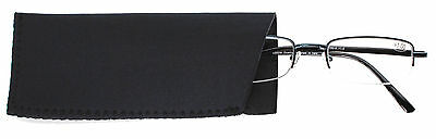 Reading Glasses Carry Bag Eyeglasses Soft Pouch Black Protective Case Cheap