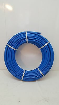 "250' 1/2""  Blue Non Oxygen Barrier PEX tubing for heating and plumbing"