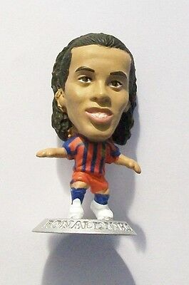 Microstars BARCELONA (HOME) RONALDINHO Germany S1 SILVER BASE MC4837