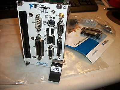 National Instruments Embedded Controller NI PXI-8176