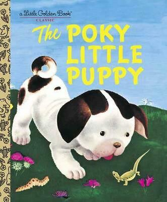 The Poky Little Puppy by Janette Sebring Lowrey (English) Hardcover Book Free Sh
