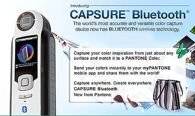 CAPSURE™ with Bluetooth®