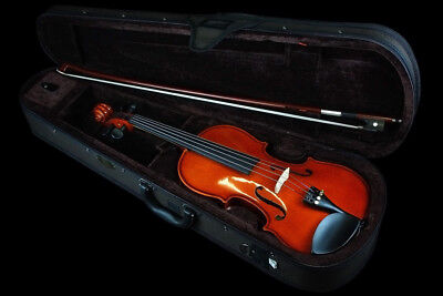 STENTOR - Student Standard 1/8 Size Violin Outfit *NEW* wood bow, case, warranty