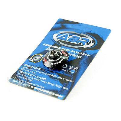 "ABR Headset Stem Top Cap Screw MTB Road Bike 28.6mm 1-1//8/"" White"