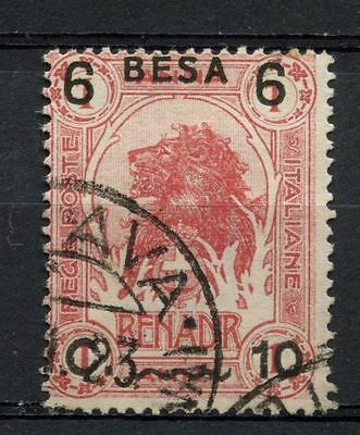 Somalia 1922 SG#24 6b On 10c On 1a Elephant Used #A41905