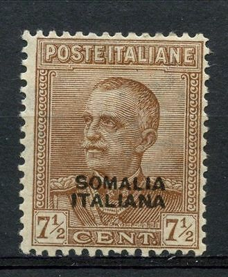 Somalia 1928 SG#89 7.5c Brown MH Cat £43 #A41917