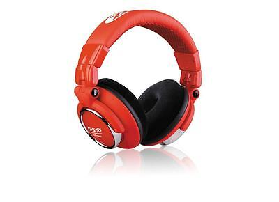 Zomo Kopfhörer HD-1200 toxic red DJ-Kopfhörer DJ-Headphones On-Ear Headphone