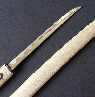Samurai Sword Katana Ninja Letter Opener Paper Knife Stainless-Steel, Made Japan
